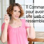 11 commandements pour avoir un site web qui vous ressemble